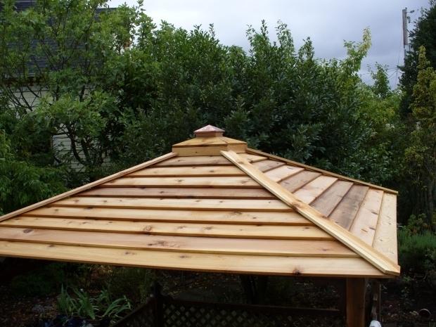 Gazebo Roof Replacement Ideas Pergola Gazebo Ideas