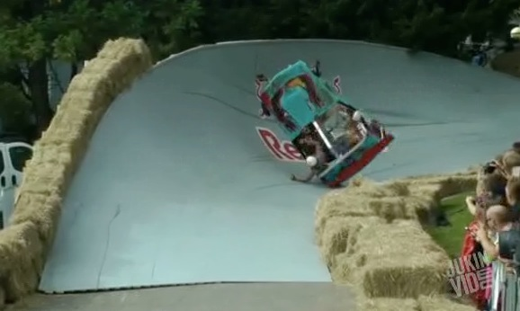 Red Bull Soap Box Derby Race Has It All Rtm Rightthisminute