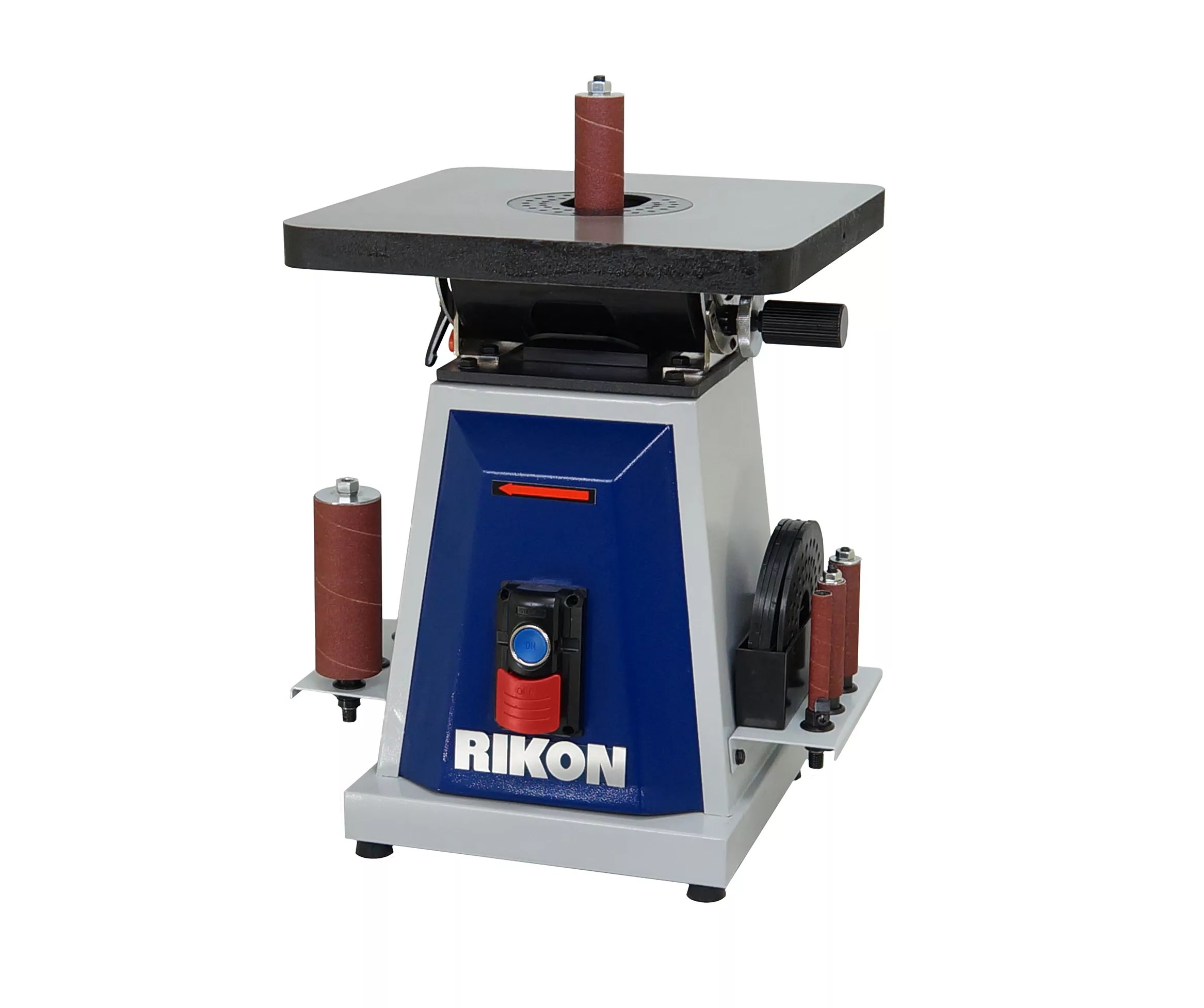 Model 50 300 Oscillating Spindle Sander Rikon Power Tools