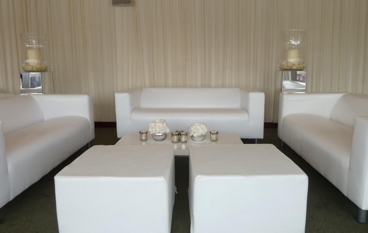 Grey And Brown Sofa
