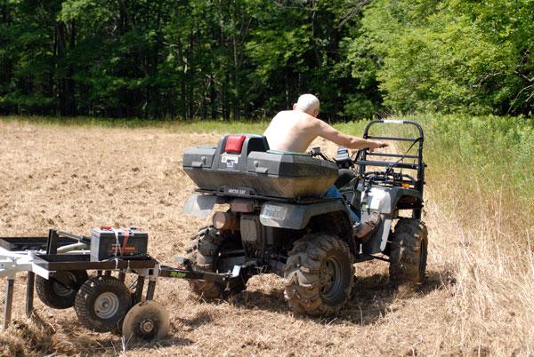 Sukup Food Plot Planter