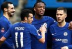 FA CUP: ​Moses ​benched as Batshuayi inspires Chelsea past Newcastle; City advance