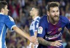 COPA DEL REY: Messi misses penalty as Barca lose to Espanyol in first defeat of season