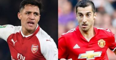 SWAP DEAL: Sanchez moves to Man Utd as Mkhitaryan joins Arsenal