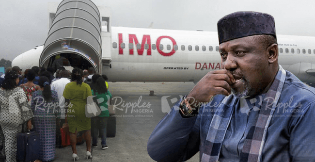 Investigation Designed By Okorocha Executed By Dana