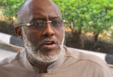 Justice Abang agrees for Metuh to face trial in absentia, summons Channels TV