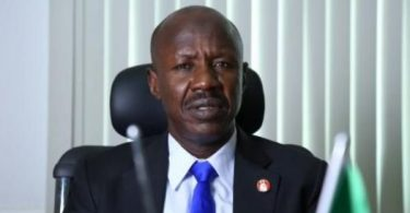 EFCC chases corrupt Nigerians to banks