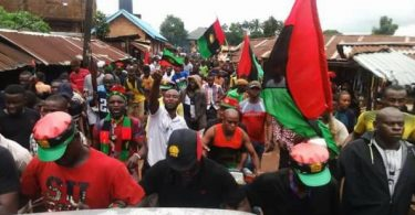 IPOB accuses judges of connivance, frustrating their cases against Nigerian govt