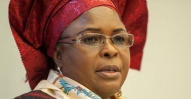 Bombarded with graft allegations, Mrs. Jonathan begs EFCC for out of court settlement