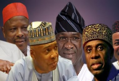 Court affirms SERAP can sue Saraki, Akpabio, Fashola, others for double pay, and recovery of N40bn from them
