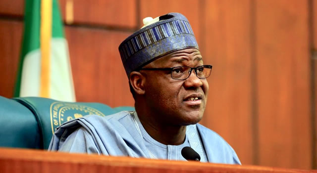 Image result for Dogara 'won't lose his position' after dumping APC