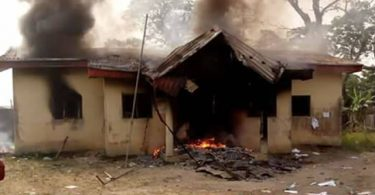 DELTA LG POLLS: Electoral officer killed, DSIEC office set ablaze as elections turn violent
