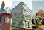 Amosun claims his detractors behind Ogun fake rice pyramid rumour