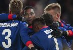Musa in Europa League round of 16 with CSKA