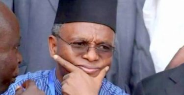 Kaduna APC crisis deepens as faction suspends Gov El-Rufai for 6 months
