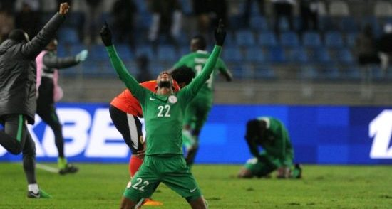 Buhari elated as Eagles edge Sudan to set up first-ever final with Morocco