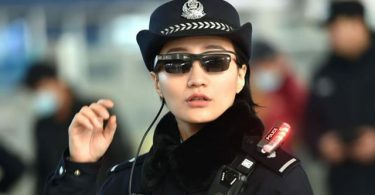 CHINA: Police now wearing AI glasses that recognise faces to help catch criminal suspects