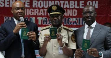Saraki decries rate of illegal migration in Nigeria