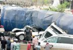 BAUCHI: Tragedy as 22 secondary school students perish in auto crash