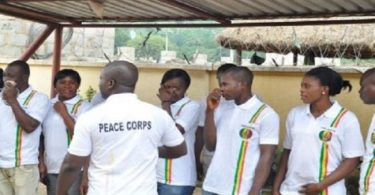 Peace Corps alleges 'conspiracy against Nigerian youth' in reaction to Buhari's rejection
