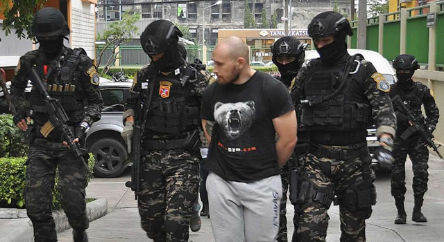 Russian cyber crook who co-founded online fraud group which stole $530m nabbed in Thailand
