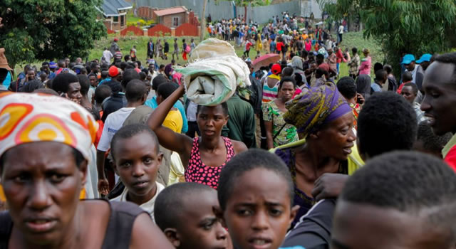 RWANDA: 5 refugees killed, 20 others injured in violence sparked by cut in food rations