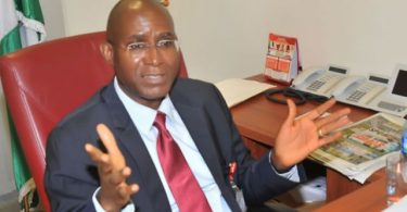 How suspended Sen. Omo-Agege 'smuggled' thugs into Senate chamber