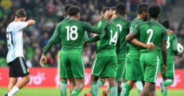 Super Eagles retain position on FIFA rankings
