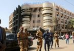 BURKINA FASO: 8 arrested in connection with deadly attack on army hqrts, French embassy