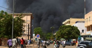 BURKINA FASO: 7 killed, 50 injured after gunmen attack on army hqtrs, French embassy
