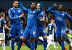 Iheanacho on target, Ndidi shines as Leicester thrash West Brom