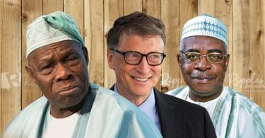 How Gates, Obasanjo, Danjuma, North delivered a bad week to Buhari