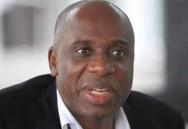The Igbo In The Politics Of Nigeria - By Rotimi Amaechi