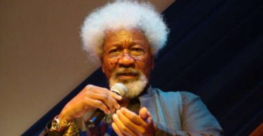 We have no govt in Nigeria unless… —Soyinka