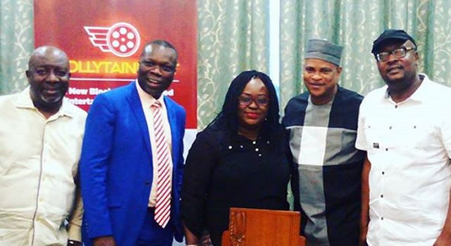 Nollywood players react to streaming income initiative tagged 'Nollycoin'