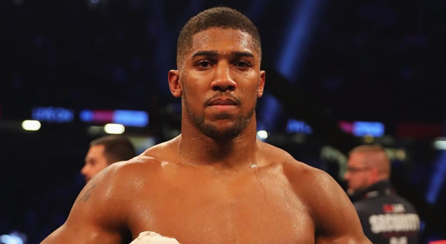 Joshua does not have confidence to fight me —Wilder