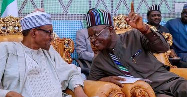 See What Benue Leaders Told Buhari