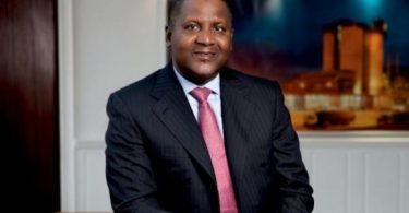Dangote earns N152bn as cement group increases dividend by 23.5%