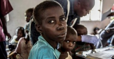 DRC: 2 million children at risk of starvation, UN says