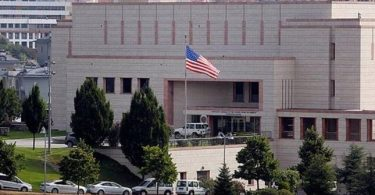 US says it is closing down its embassy in Turkey