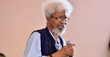 Professor Wole Soyinka and the Afang Chronicles