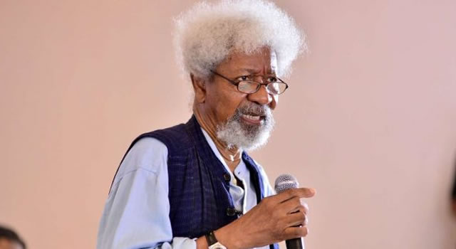 Image result for Go after past Nigerian leaders - Soyinka tells EFCC