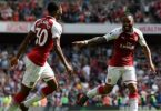 Iwobi starts as Arsenal thump West Ham