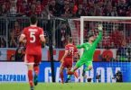 UCL: Madrid take control of Bayern tie with away win