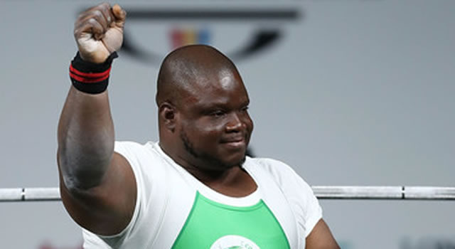 ​CLEAN SWEEP! Nigeria win all four gold medals in ​para-​powerlifting at C'wealth Games