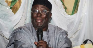 Adebanjo paints Obasanjo 'black' in autobiography, 'Telling it as it is'