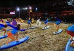 PHOTOSCENE: Commonwealth Games kick off in Gold Coast