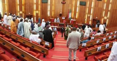 Senators 'quarrel' as Saraki moves to probe Buhari's appointments