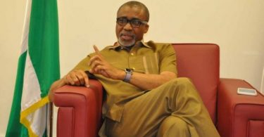 Another Buhari critic Sen Abaribe faces threat of recall