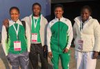 Nigerian wrestlers win silver, bronze medals at C'wealth Games